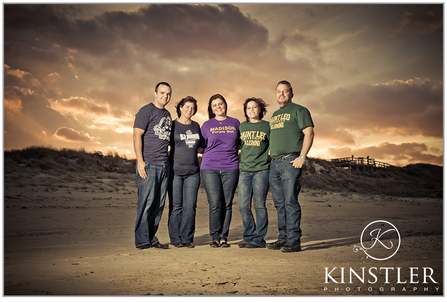 Family portraits in Virginia Beach