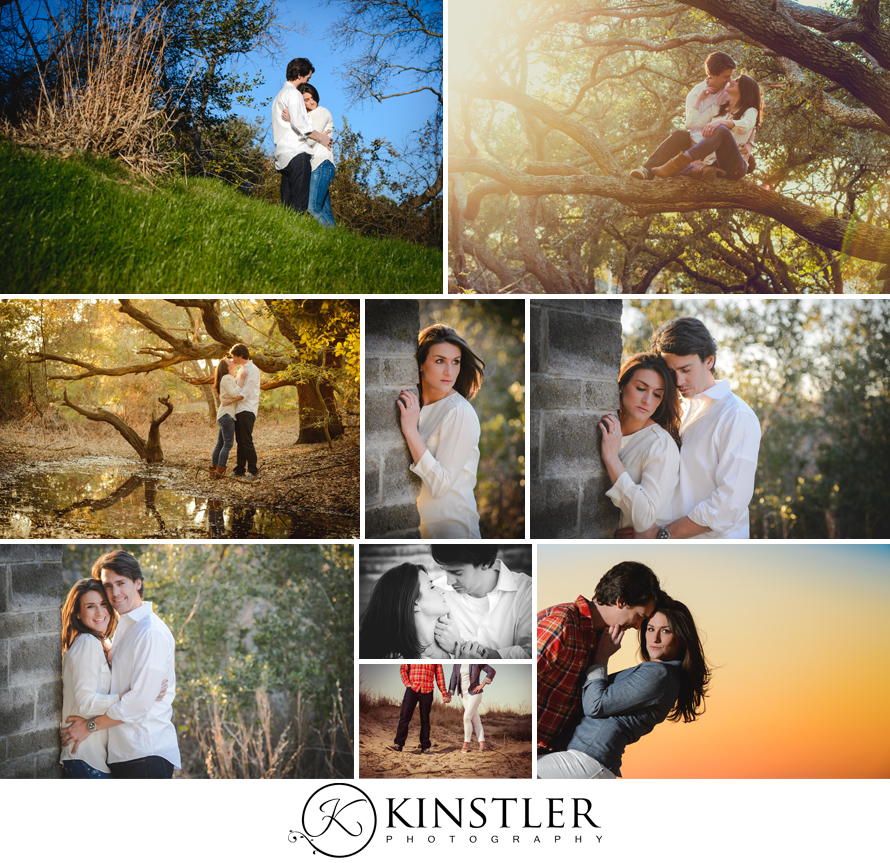 Engagement Portraits in Virginia Beach