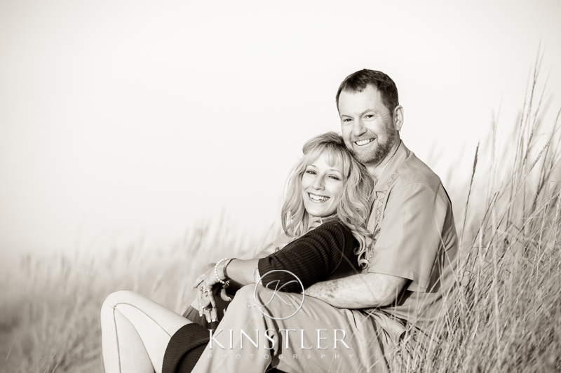 Couples Portraits in Virginia Beach - Tom and Peggy