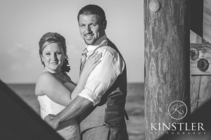 Evan & Stacey's Sandbridge Beach Wedding