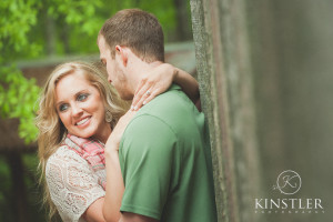 Engagement Portraits at the Triple R Ranch