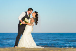 sandbridge beach wedding - sara & conor